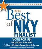 We Won 2014 Best Toy Store NKY Magazine